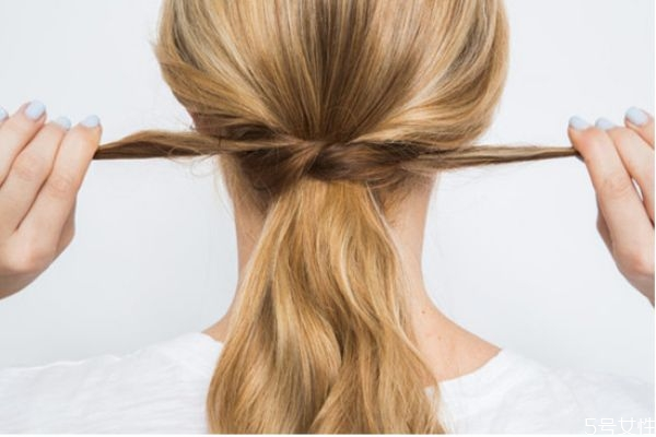 假发多久可以换 假发可以扎起来吗