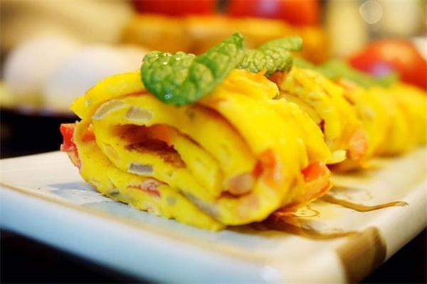 黄金鸡蛋卷的做法 黄金鸡蛋卷可以天天吃吗