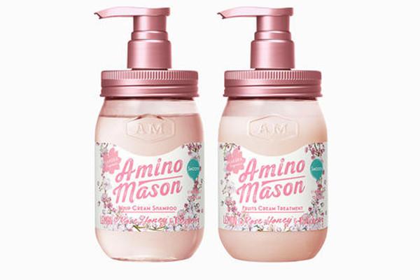 amino mason樱花洗发水主要功效 amino mason樱花洗发水的成分
