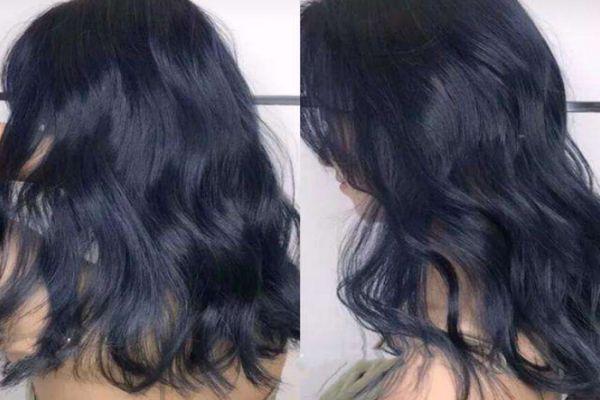 蓝黑色头发显黑吗 蓝黑色头发会显老吗