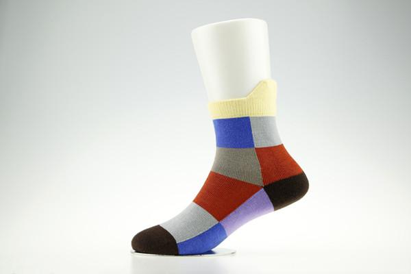 袜子的搭配方法