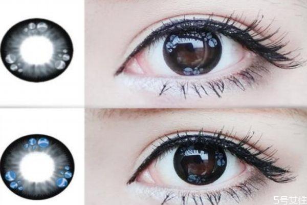 美瞳正反怎么区分 区分美瞳正反的方法