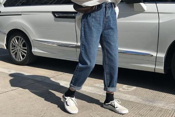 爸爸的裤子是什么样的?爸爸的裤子适合什么身材
