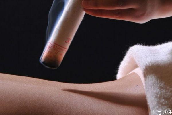艾灸后为什么会拉肚子 艾灸后拉肚子的原因