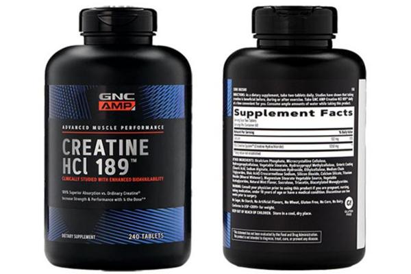 gnc肌酸片多少钱一瓶 gnc肌酸片效果怎么样
