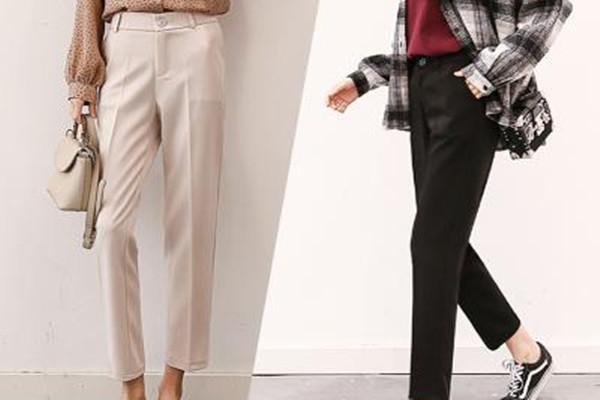 烟管裤和西装裤的区别 烟管裤和西装裤有什么不一样