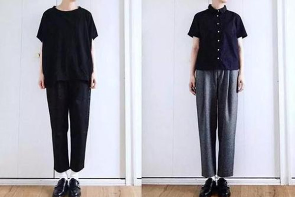 直筒裤配什么上衣好看 直筒裤怎么搭配上衣