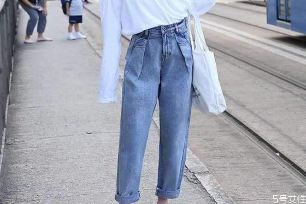 萝卜裤和老爹裤的区别 萝卜裤和老爹裤的不同