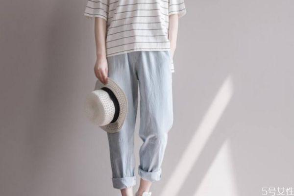 萝卜裤和哈伦裤的不同 萝卜裤和哈伦裤有什么区别