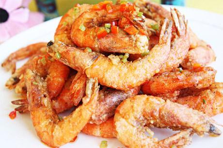椒盐虾怎么做好吃 椒盐虾的做法