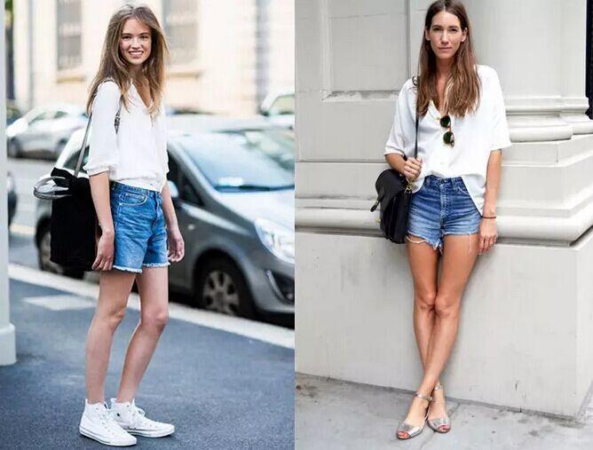 夏天短裤有哪些类型 夏天短裤怎么挑选
