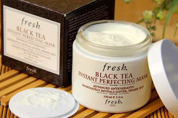 fresh黑茶面膜用法图片