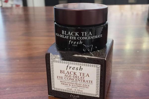 fresh黑茶面膜保质期图片