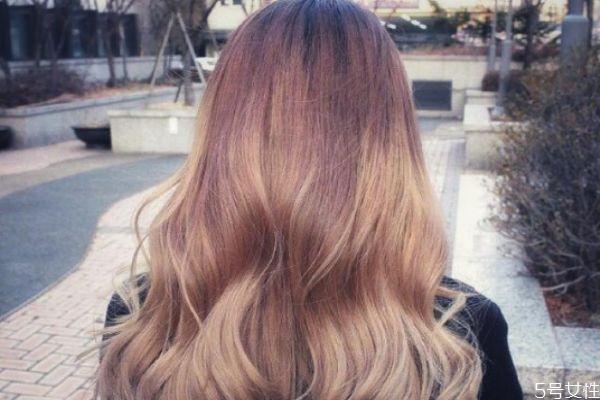 剪完头发多久可以染发 头发先染还是先剪