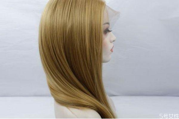 假发的尺寸怎么分的 假发的分类