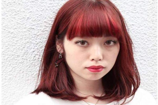 染红色头发显皮肤白吗 想要显白可以染红色头发吗