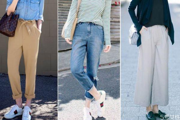 直筒牛仔裤适合什么鞋 直筒牛仔裤搭配什么鞋好看