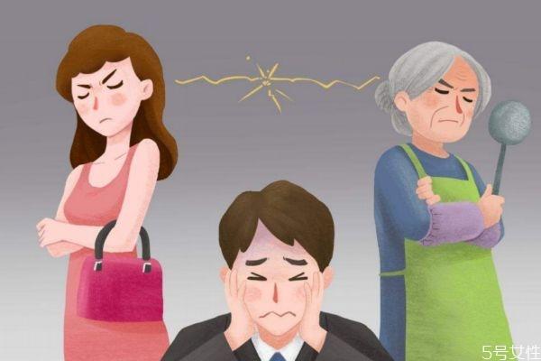 婆媳吵架儿子怎么办 婆媳吵架儿子怎么做