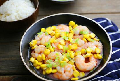 玉米虾仁怎么做好吃 玉米虾仁的做法
