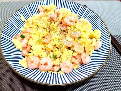 虾仁炒蛋的做法 虾仁炒蛋怎么做好吃