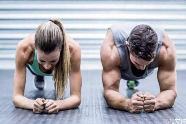 平板支撑可以瘦肚子吗 平板支撑瘦肚子有效吗