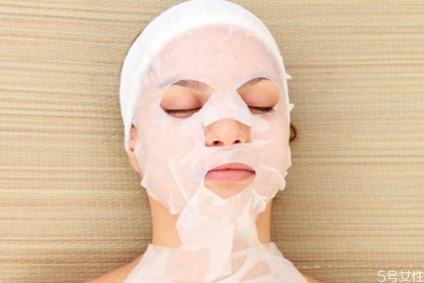 面膜对皮肤有伤害吗 面膜含什么成分不能买