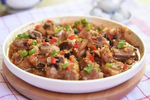 豆豉排骨的做法 豆豉排骨怎么做好吃