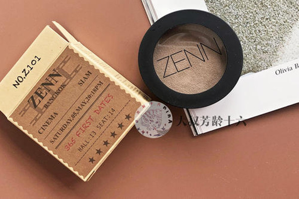 zenn修容膏怎么样 zenn修容膏什么质地
