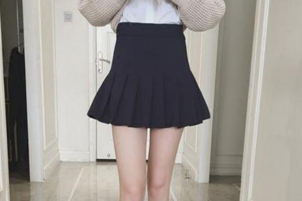 腿短穿什么裙子 腿短适合什么裙子
