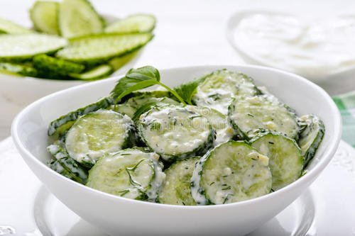 黄瓜沙拉怎么做好吃 黄瓜沙拉的做法