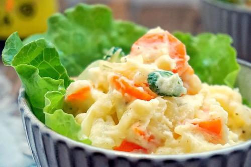 土豆沙拉的做法 土豆沙拉怎么做好吃