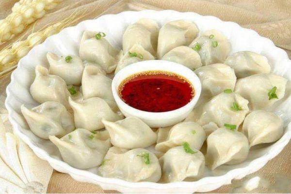 减肥能吃水饺吗图片