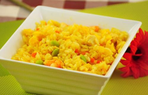 咖喱炒饭怎么做好吃 咖喱炒饭的做法