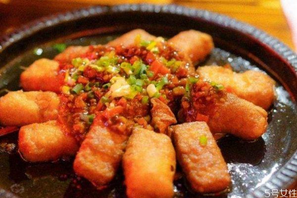 毛豆腐怎么做好吃 毛豆腐的美味做法