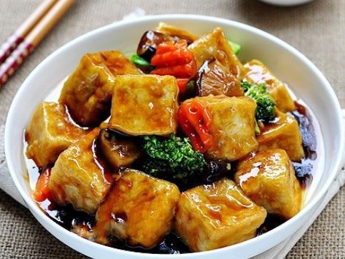 溜豆腐怎么做 溜豆腐的做法