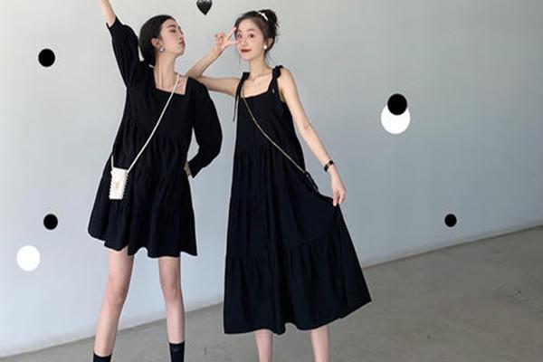 微胖适合穿直筒款小黑裙吗 微胖穿直筒款小黑裙好看吗