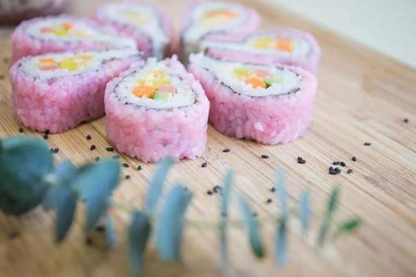 樱花寿司怎么做 樱花寿司的做法