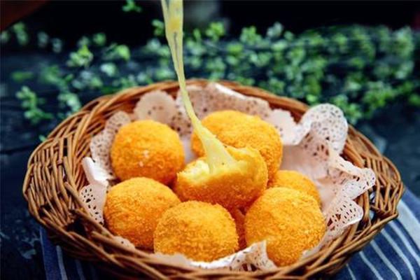芝士土豆球怎么做好吃 芝士土豆球的做法