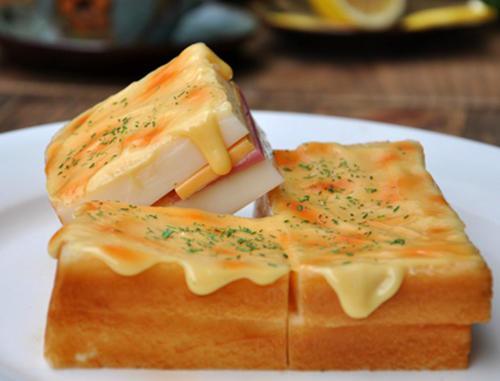 芝士烤吐司怎么做 芝士烤吐司的做法