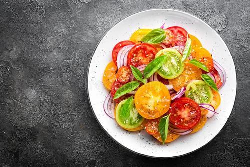 番茄沙拉怎么做好吃 番茄沙拉的做法