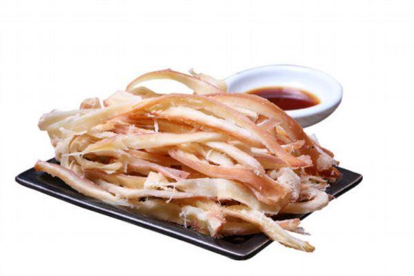 鱿鱼适合减肥的人吃吗图片