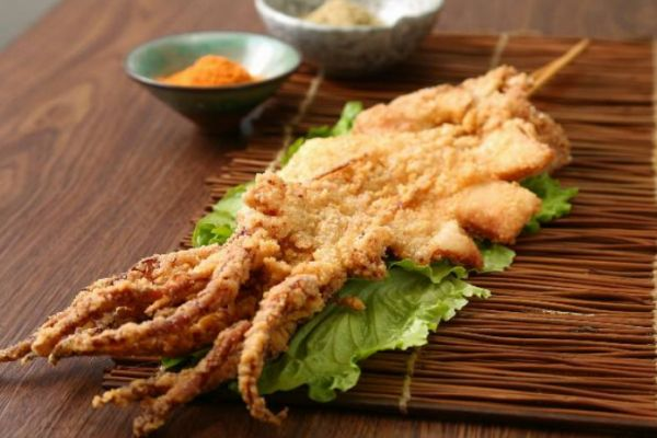 鱿鱼的热量高吗 减肥可以吃鱿鱼吗