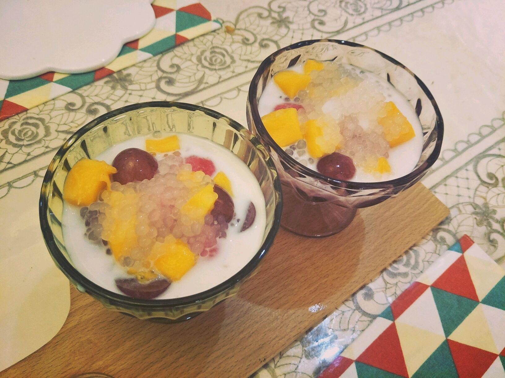 西米水果捞的做法 西米水果捞怎么做好吃