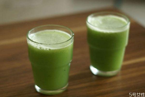 苦瓜汁的作用有什么 喝苦瓜汁有什么好处