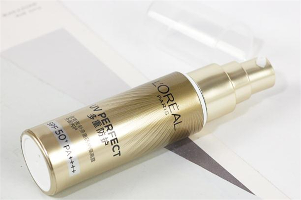 欧莱雅小金管防晒是物理还是化学 欧莱雅小金管要卸妆吗