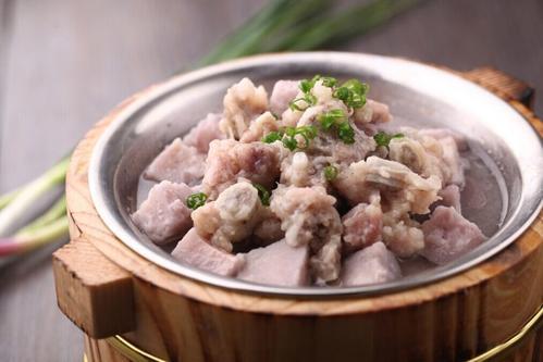 香芋蒸排骨是哪里的菜 香芋蒸排骨怎么做好吃