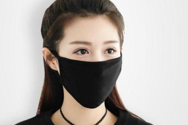 黑口罩和白口罩哪个防晒 黑口罩和白口罩那防晒效果好