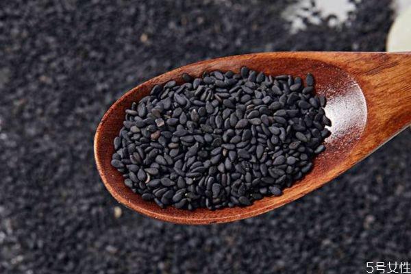黑芝麻能不能减肥 黑芝麻有没有减肥的效果