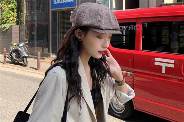 报童帽适合什么发型 报童帽配什么发型好看