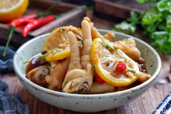 柠檬鸡爪怎么做好吃 柠檬鸡爪的美味做法